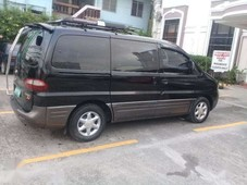 hyundai starex 2002 manual black for sale