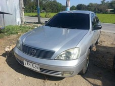 nissan sentra gx 2005 manual silver for sale