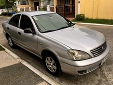 selling 2nd hand nissan sentra 2006 automatic gasoline at 87000 km in parañaque