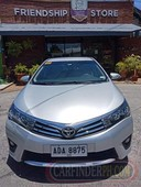 affordable 2015 toyota corolla altis for sale
