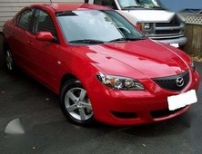 2008 mazda 3 . at . like new . very fresh . all power . super nice. cd