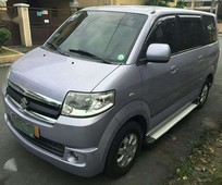 2009 suzuki apv type 2 top of the line at loaded