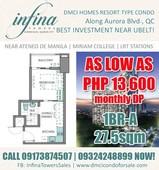 affordable no spot dp condo in quezon city near ubelt
