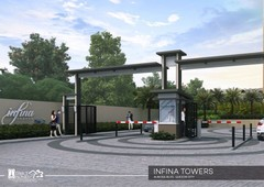 infina towers - pre-selling project