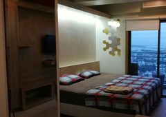city suite ramos tower 23rd floor 28sqm with balcony very good sea view