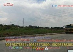 residential and commercial lot for sale taytay rizal technopark 2000