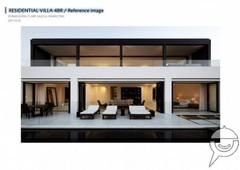 2 storey villas for sale in clark sun valley resort community.