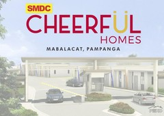 houses for sale in mabalacat
