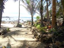 4033sqm beach front burgos, siargao island philippines