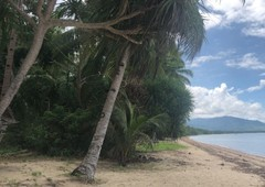 beach lot in maryugon, puerto princesa city, palawan, philippines