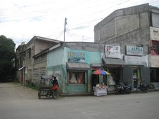corner commercial lot and building for sale at center of iligan city