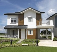 elegant house and lot for sale san fernando pampanga montana views lindsey model house exclusive subdivision, 3 bedrooms