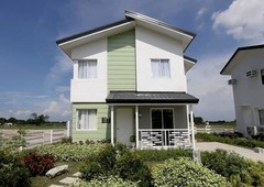 quality and affordable low down payment house and lot for sale in city san fernando pampanga, near nlex, 3br