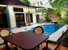 fully furnished siargao house and lot with swimming pool