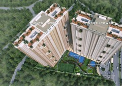 infina towers - 2br php 38k monthly