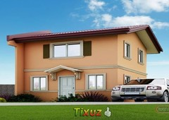affordable house with 2 bedroom 2 bathrooms and 2 storey house in roxas capiz