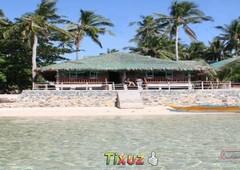 casa paradiso beach house tablas island 1 hour from manila boracay