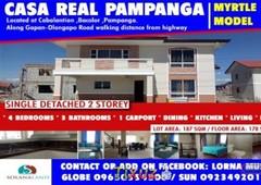 casa real pampanga located at cabalantian bacolor pampanga
