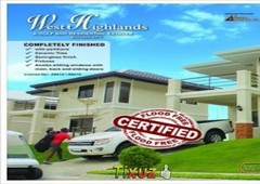 west highlands a golf and residential estates in butuan city