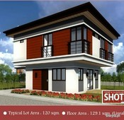 5br amaranth house and lot unit in amiya rosa lipa city