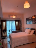 two fully furnished studio unites can be combined . modern and elegant