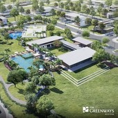 residential lot in greenways alviera