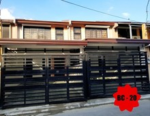 ready to move-in 2 brand new townhouses near clark pampanga