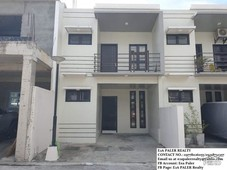 3 bedroom townhouse for sale in legazpi