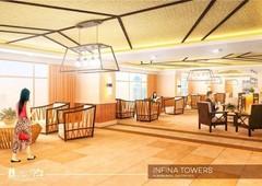 preselling condominium 1 bedroom in quezon city near aurora, araneta, anonas , cubao starts at 19,000 monthly