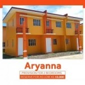 for sale house and lot in cauayan city