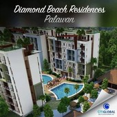 condotel concept property investment - diamond beach residence