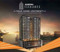 optimal investment returns at the aurora escalades