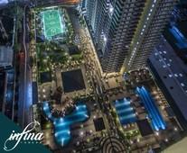 3br condo unit in infina towers aurora cubao quezon city