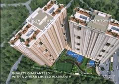 dmci homes resort & hotel type condominium near ateneo de ma