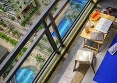 infina towers 2br unit - 20k per month located in cubao, qc