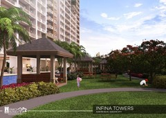 infina towers by dmci in cubao
