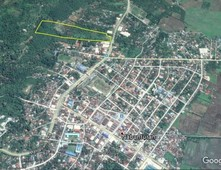 land for sale in poblacion, compostela valley