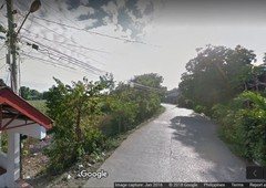 2,000 sqm commercial lot south of the barrio road to raois