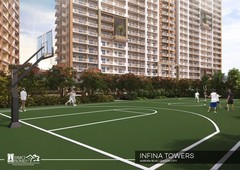 3bedroom condo unit for sale infina towers near ateneo