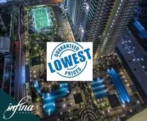 infina towers pre selling condo in aurora boulevard