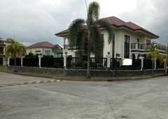 modern house & lot with 5bedrooms for sale in exclusive subd