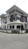 modern house&lot with swimming pool for sale in secured subd