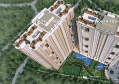 pre selling condo 1 bedroom unit at infinna towers in qc