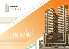 pre selling condominium 7,500 month in cubao