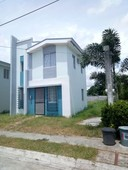 two storey house in avida