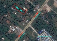 lot for sale clean title very near highway